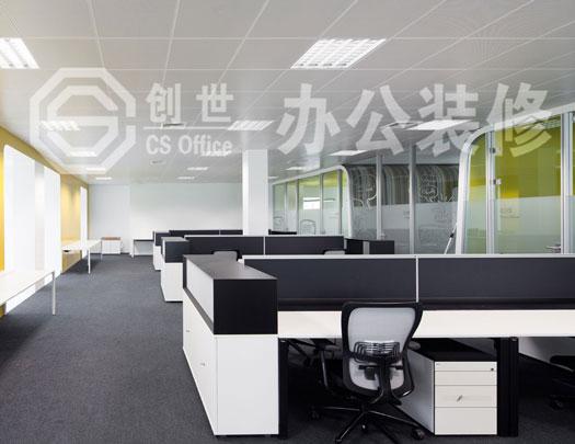 办公室办公区装修