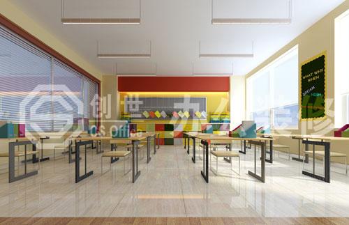 学校教室装修