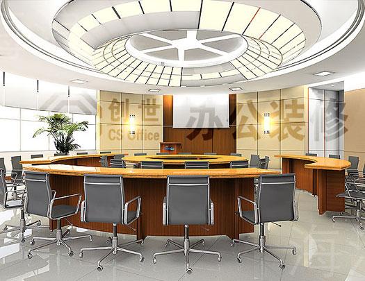 小会议室装修